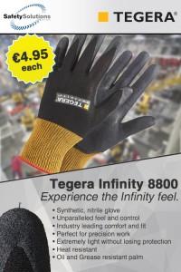 Gloves Tegera