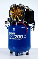 Bambi VT200D Oil Free Compressor