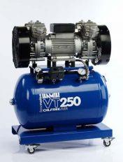 Bambi VT250 Oil Free Compressor