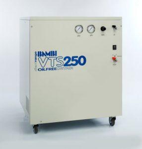 Bambi VTS250 Silenced Oil Free